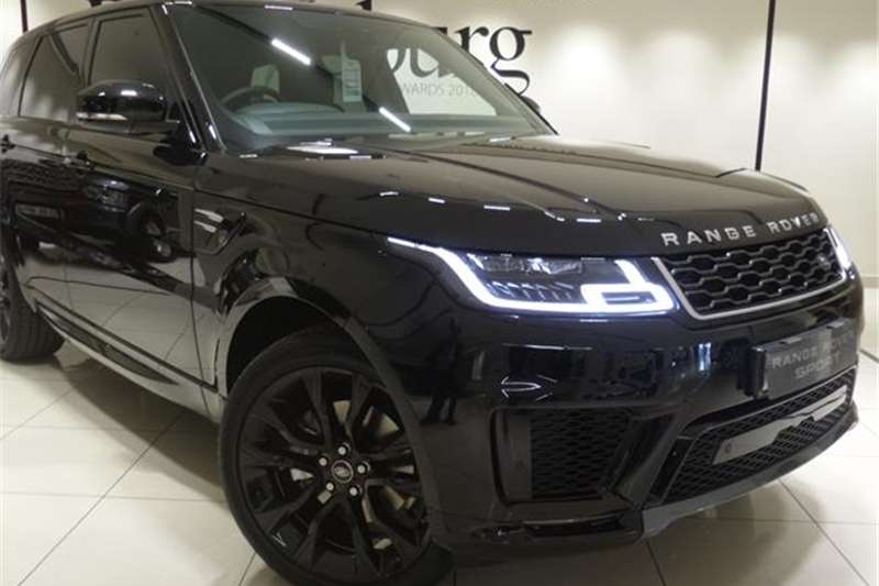 Land Rover Range Rover Sport 3.0D HSE (190KW) 2019