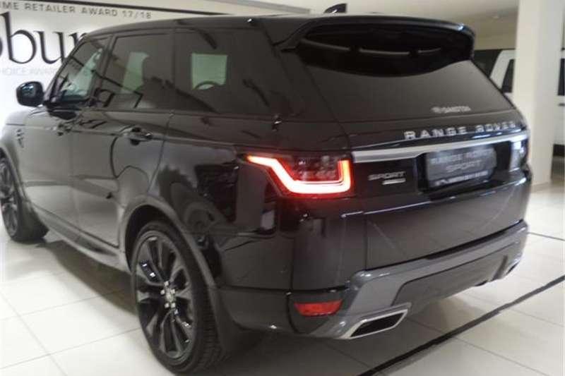 Land Rover Range Rover Sport 3.0D HSE (190KW) 2019