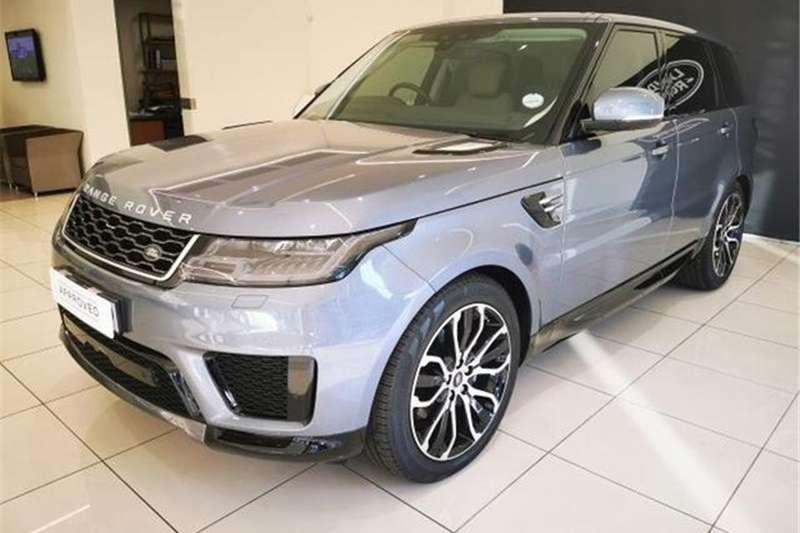 Land Rover Range Rover Sport 3.0D HSE (225KW) 2018