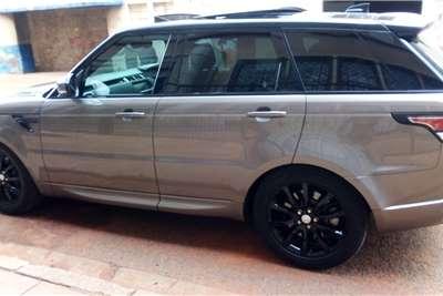 2018 Land Rover Range Rover Sport RANGE ROVER SPORT 3.0D HSE (225KW)
