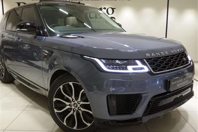 Land Rover Range Rover Sport 3.0D HSE (225KW) 2019