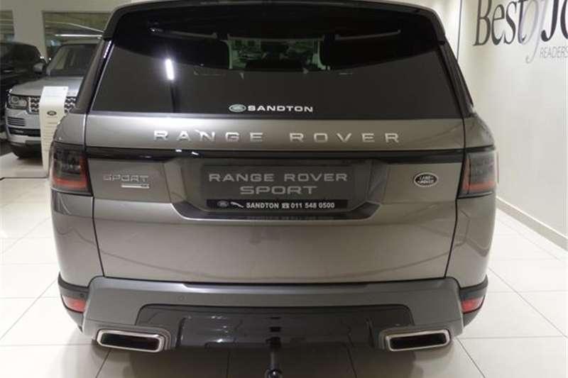 Land Rover Range Rover Sport 3.0D SE (190KW) 2019