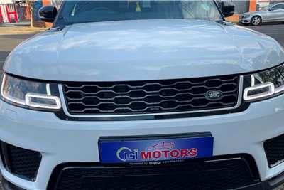 Used 2019 Land Rover Range Rover Sport RANGE ROVER SPORT 3.0D SE (190KW)