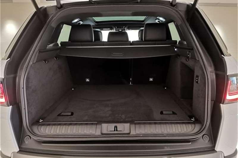 Used 2021 Land Rover Range Rover Sport RANGE ROVER SPORT 3.0D SE (190KW)