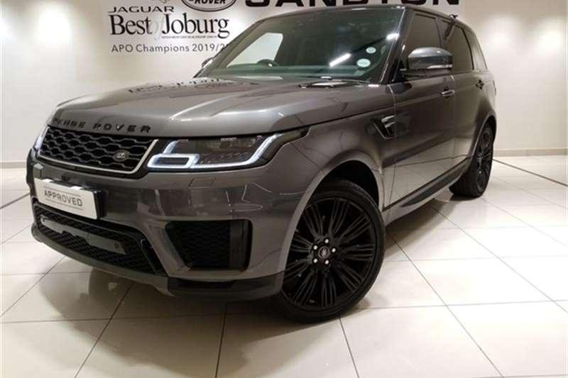 Land Rover Range Rover Sport 3.0D SE (225KW) 2018
