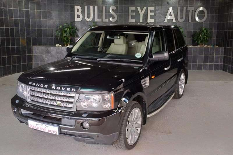 Land Rover Range Rover Sport 3.6 TDV8 Automatic 2008