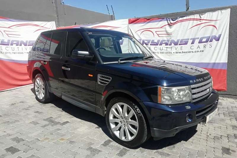 Used 2007 Land Rover Range Rover Sport