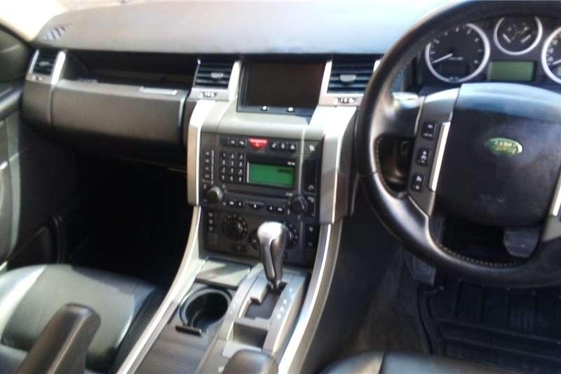 2006 Land Rover Range Rover Sport RANGE ROVER SPORT 4.4D AUTOBIO DYNAMIC (250KW)