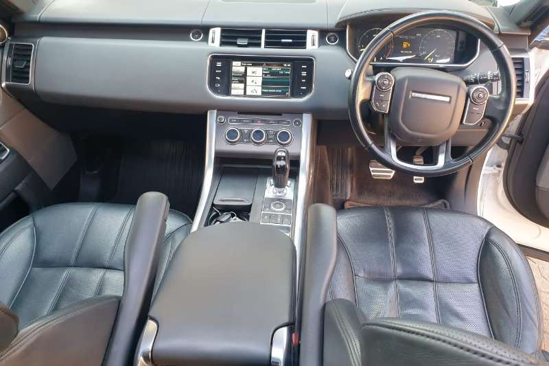 Used 2015 Land Rover Range Rover Sport RANGE ROVER SPORT 4.4D HSE DYNAMIC (250KW)