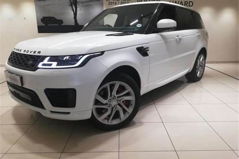 Land Rover Range Rover Sport 4.4D HSE DYNAMIC (250KW) 2018
