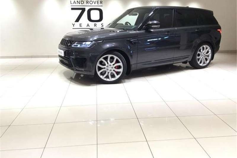 Land Rover Range Rover Sport 4.4D HSE DYNAMIC (250KW) 2019