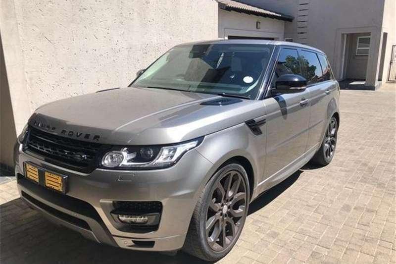Land Rover Range Rover Sport 5.0 V8 HSE DYNAMIC 2018