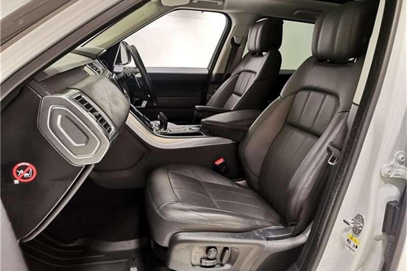 Used 2018 Land Rover Range Rover Sport RANGE ROVER SPORT 5.0 V8 HSE DYNAMIC