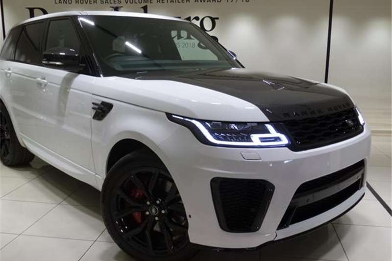 Land Rover Range Rover Sport 5.0 V8 HSE DYNAMIC 2019