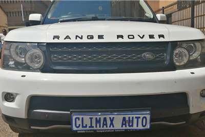 Land Rover Range Rover Sport 5.0 V8 S/C AUTOBIO DYNAMIC 2012