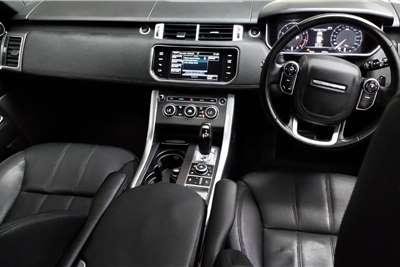 Land Rover Range Rover Sport 5.0 V8 S/C AUTOBIO DYNAMIC 2016
