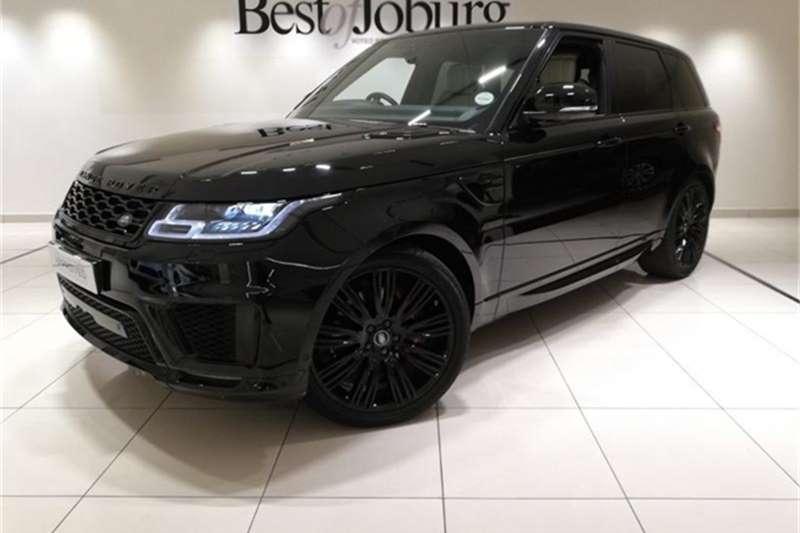 Land Rover Range Rover Sport 5.0 V8 S/C AUTOBIO DYNAMIC 2018
