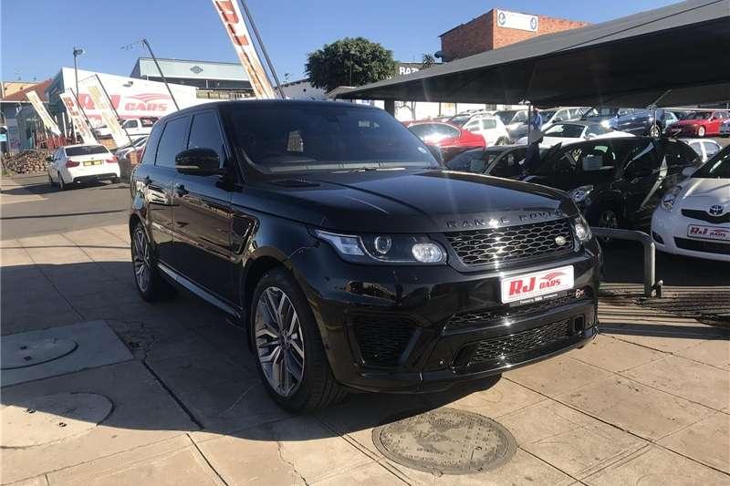 Land Rover Range Rover Sport 5.0 V8 SVR (423KW) 2015