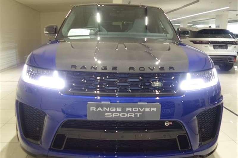 Land Rover Range Rover Sport 5.0 V8 SVR (423KW) 2019