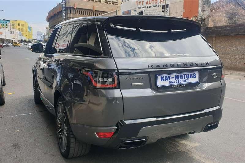 Land Rover Range Rover Sport Autobiography Dynamic SDV8 2018