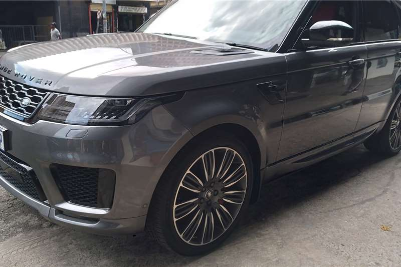 Land Rover Range Rover Sport Autobiography Dynamic SDV8 2019