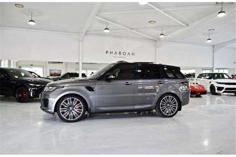 Land Rover Range Rover Sport Autobiography Dynamic Supercharged 2018