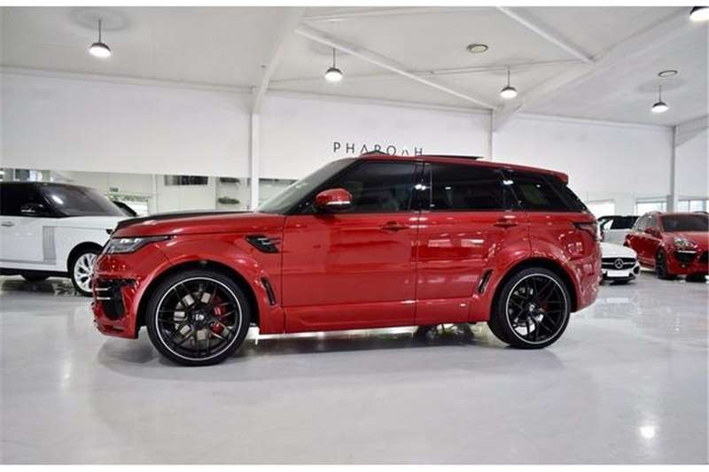 Land Rover Range Rover Sport HSE Dynamic Supercharged 2019