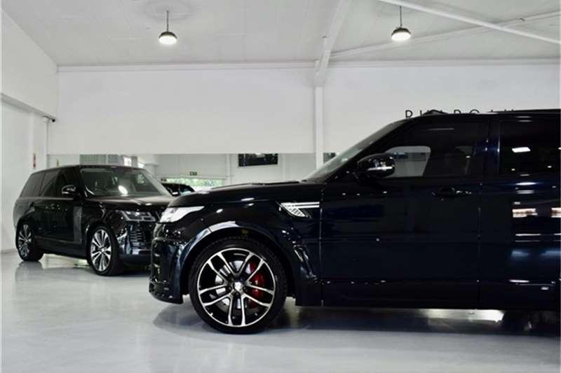 Land Rover Range Rover Sport HSE SDV6 2017