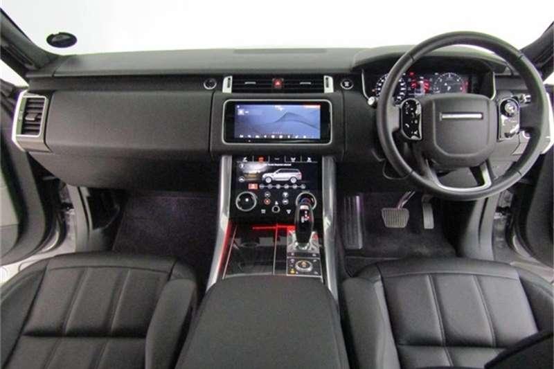 Land Rover Range Rover Sport HSE TDV6 2018
