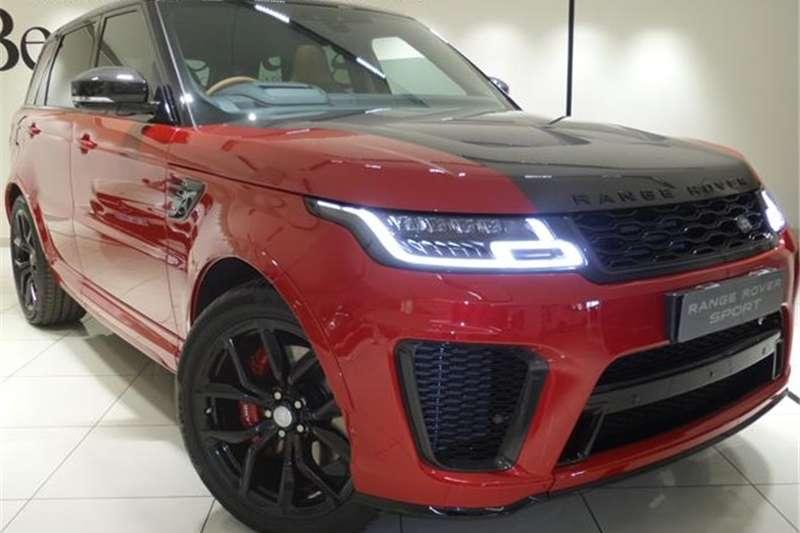 2019 Land Rover Range Rover Sport RANGE ROVER SPORT 5.0 V8 SVR (423KW)