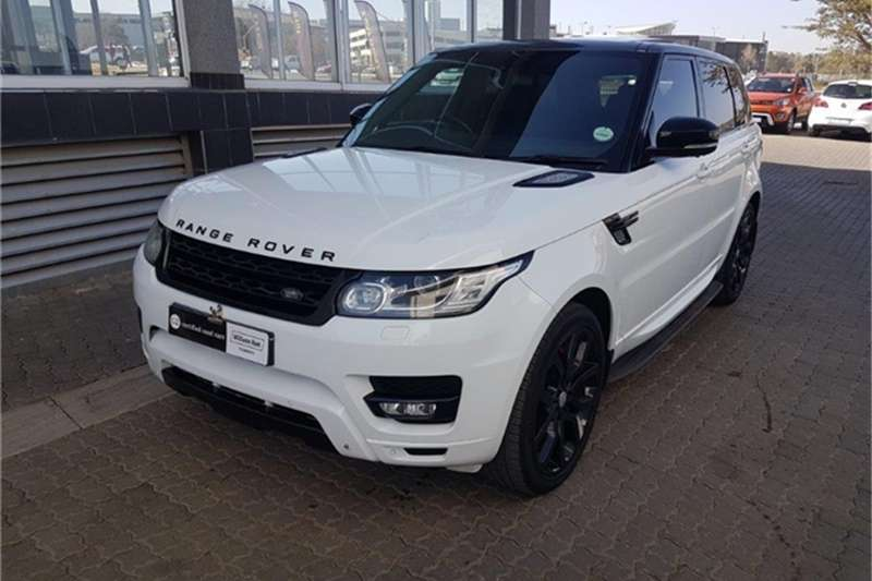 2014 Land Rover Range Rover Sport Supercharged HSE Dynamic