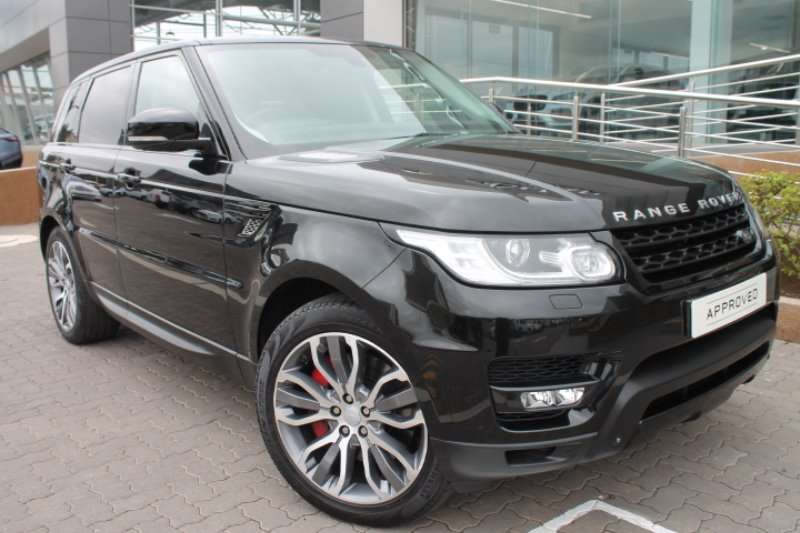 2015 Land Rover Range Rover Sport HSE Dynamic Supercharged