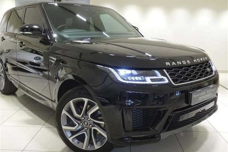2019 Land Rover Range Rover Sport RANGE ROVER SPORT 3.0D HSE (225KW)