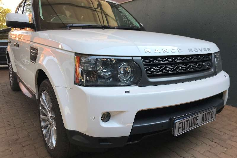 2011 Land Rover Range Rover Sport RANGE ROVER SPORT 3.0D HSE (190KW)