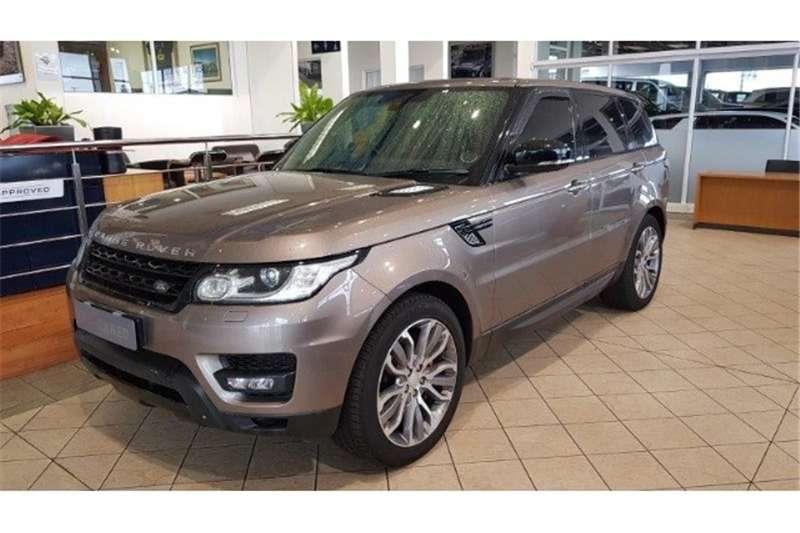 2016 Land Rover Range Rover Sport SDV8 HSE Dynamic