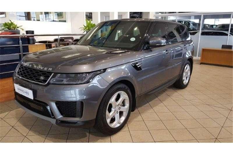 2019 Land Rover Range Rover Sport RANGE ROVER SPORT 3.0D SE (190KW)