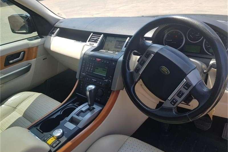 2007 Land Rover Range Rover Sport TDV8 HSE