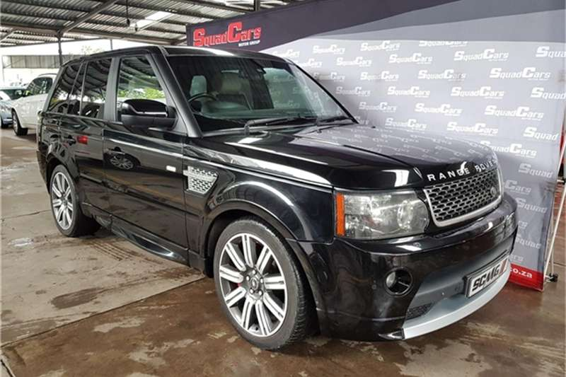 2013 Land Rover Range Rover Sport Supercharged Autobiography Sport