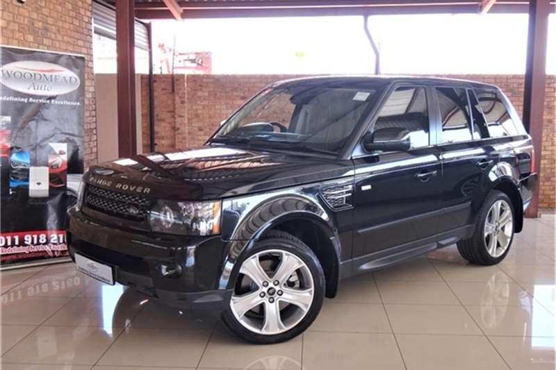 2013 Land Rover Range Rover Sport SDV6 SE
