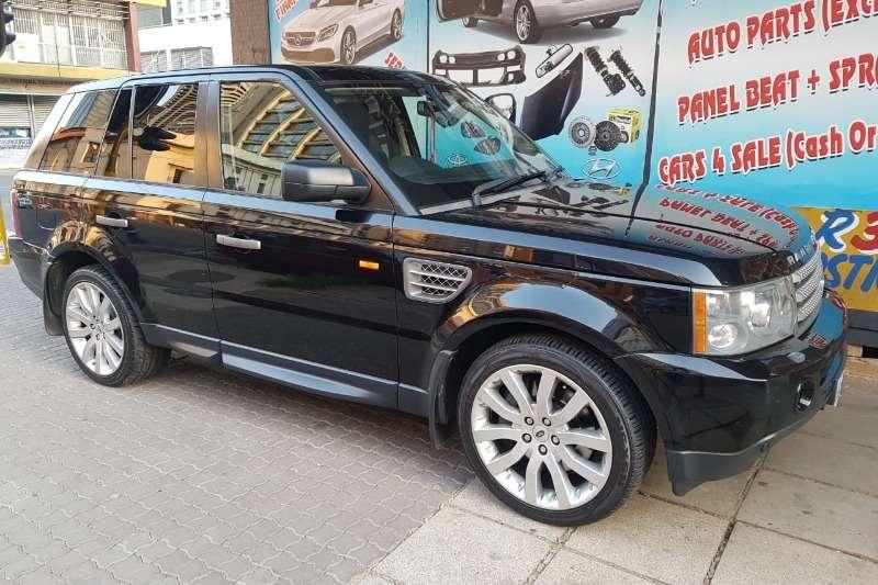 2010 Land Rover Range Rover Sport RANGE ROVER SPORT 5.0 V8 HSE DYNAMIC