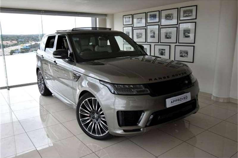 2018 Land Rover Range Rover Sport RANGE ROVER SPORT 4.4D AUTOBIO DYNAMIC (250KW)
