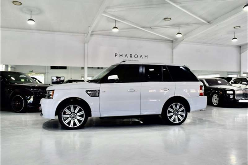 2012 Land Rover Range Rover Sport Supercharged Autobiography Sport