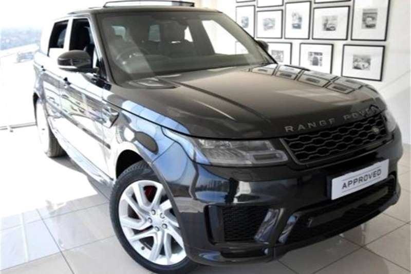 2018 Land Rover Range Rover Sport RANGE ROVER SPORT 4.4D HSE DYNAMIC (250KW)