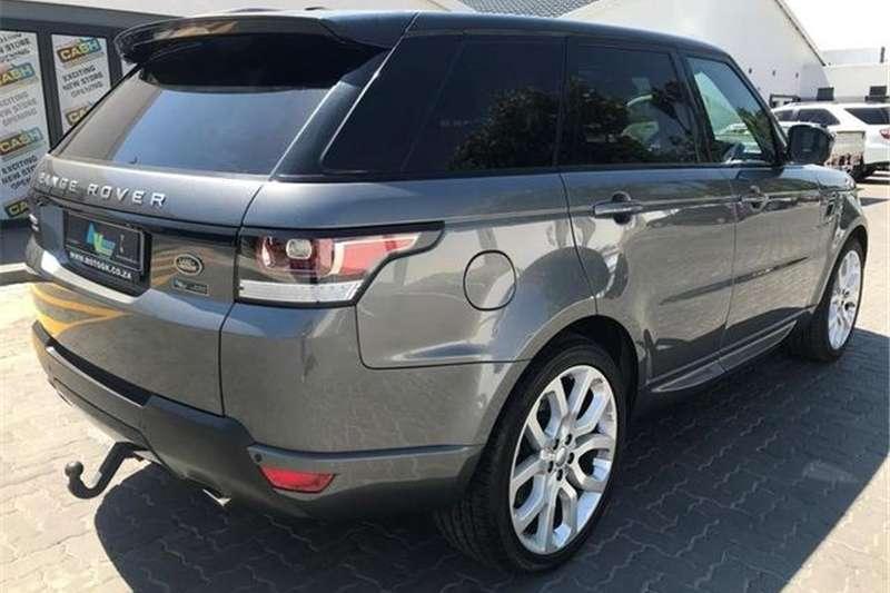 Land Rover Range Rover Sport SDV6 HSE 2014