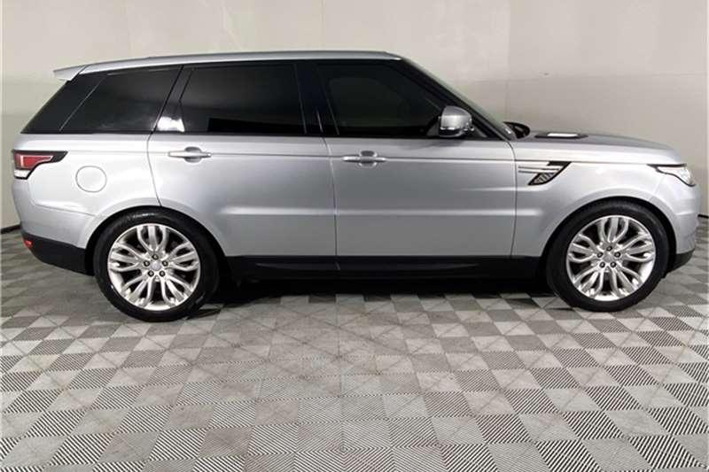 2016 Land Rover Range Rover Sport Range Rover Sport SDV6 HSE