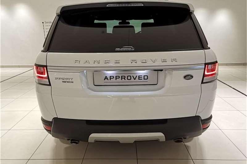 Land Rover Range Rover Sport SDV6 HSE 2018