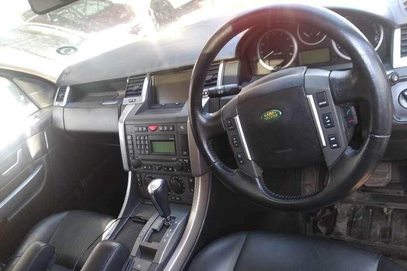 Used 2006 Land Rover Range Rover Sport SDV6 HSE Luxury