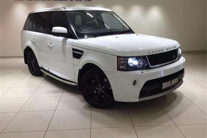 2013 Range Rover Sport For Sale >> Land Rover Range Rover Sport Sdv6 Hse Luxury 2013