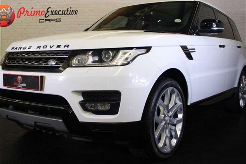 Land Rover Range Rover Sport SDV6 SE 2015