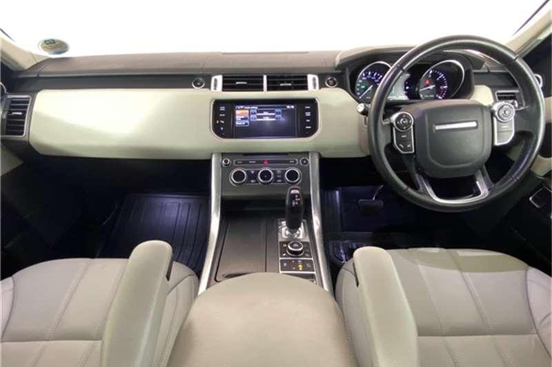 Used 2015 Land Rover Range Rover Sport SDV6 SE